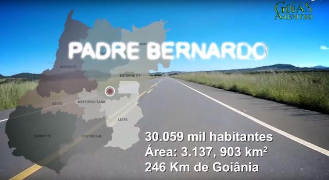 Conheça Padre Bernardo-GO