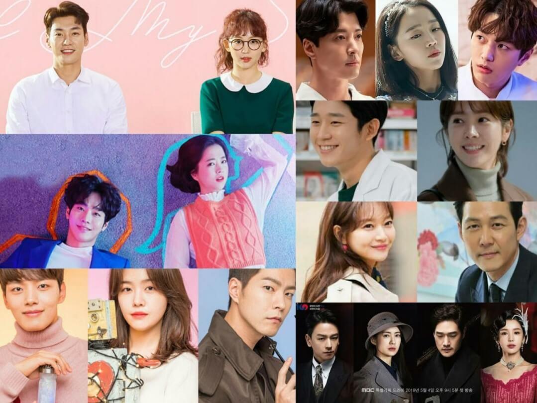 Drama Popular Kpop 2019