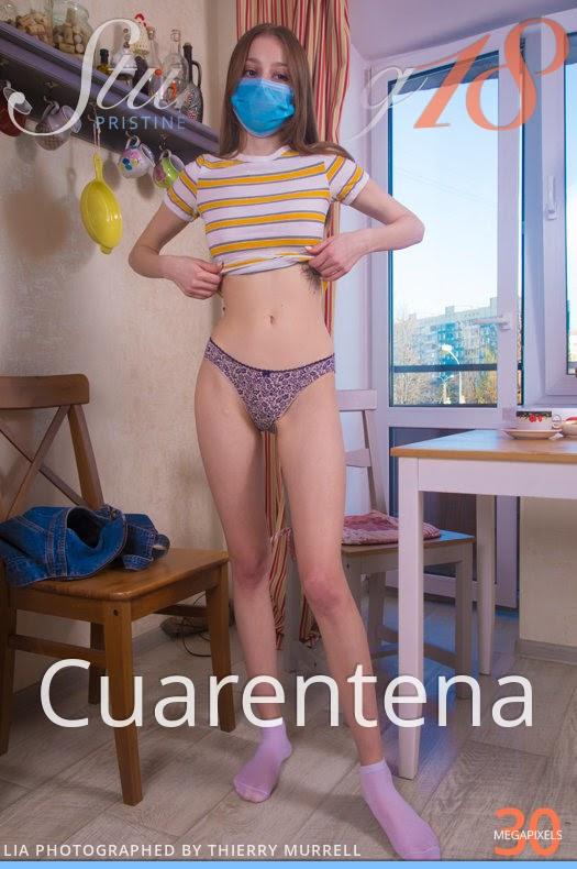 [Stunning18] Lia - Cuarentena 8330765776