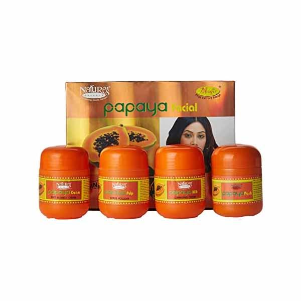 Nature's Essence Papaya Facial Kit In Hindi