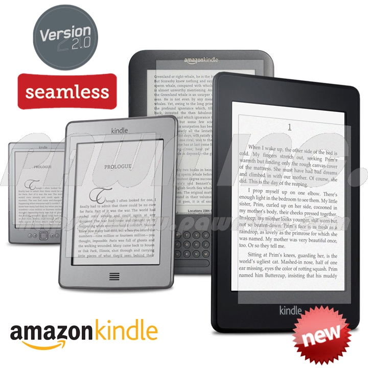 Kindle Matte Screen Protector - 2 Pack