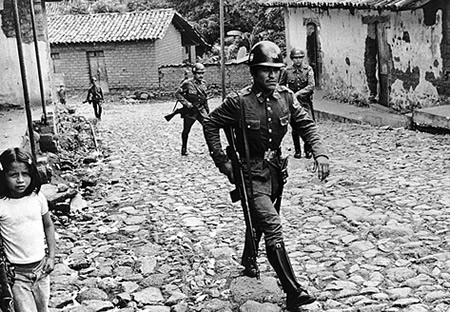 Revolution and Civil War in El Salvador