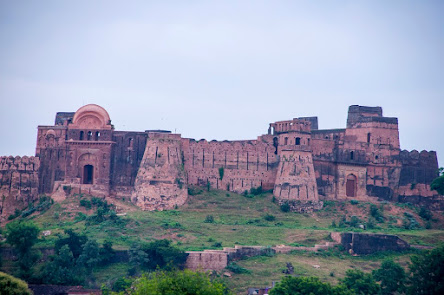 Gulganj Fort Chhatarpur