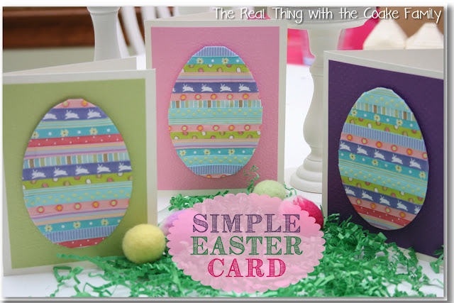 Easter Cards Handmade 2018