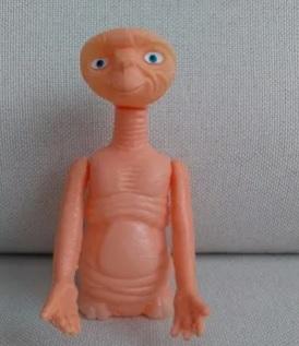 Boneco Raro ET - O Extraterrestre   Promocional do Filme
