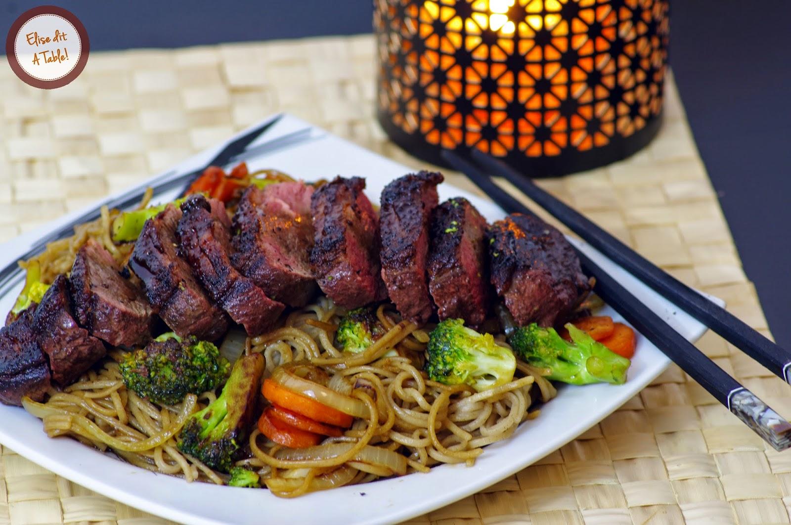 Recette Recettes asiatiques - Blog cuisine