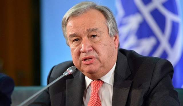 UN urges world leaders to declare climate emergency