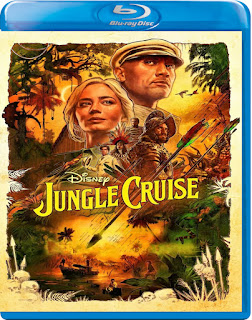 Jungle Cruise [2021] [BD25] [Custom] [Latino]