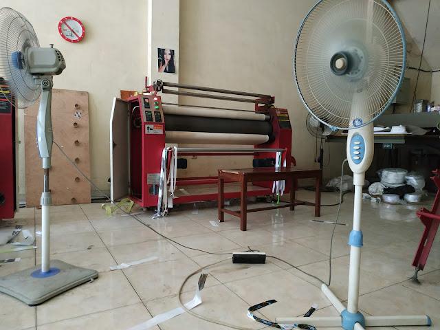 Tempat produksi tali lanyard digital printing DKI Jakarta
