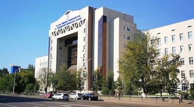 ASTANA MEDICAL UNIVERSITY MBBS Admission