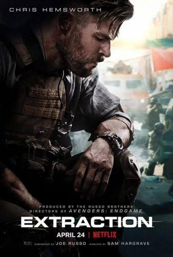 Movie: Extraction (2020) MP4