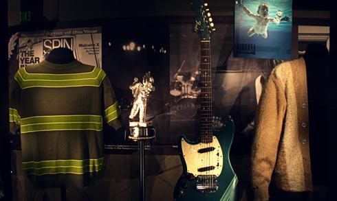 Museum of Pop Culture MoPOP Seattle