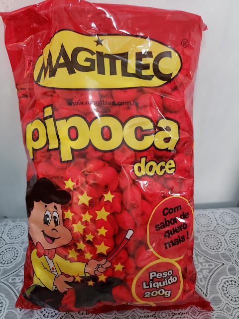 ブラジルのポップコーンお菓子