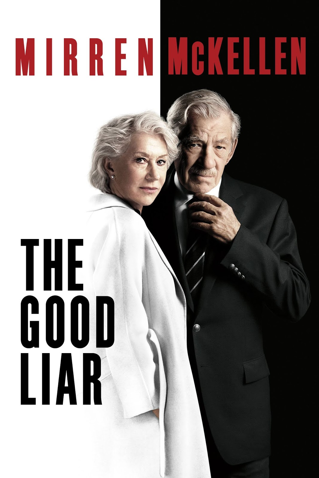 The Good Liar [2019] [CUSTOM HD] [DVDR] [NTSC] [Latino]