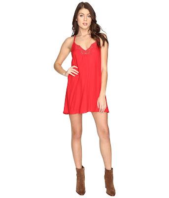 alternativas de Vestidos Rojos Cortos