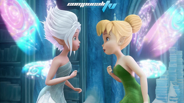 Tinker Bell Secret Of The Wings 1080p MKV Español Latino 2012