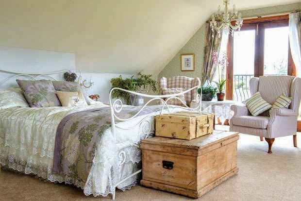 Lismary 39 s cottage una casa nello yorkshire molto natalizia for Case inglesi interni