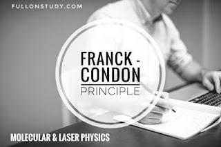 Franck Condon Principle:
