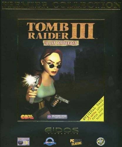 Tomb Raider 3 + The Lost Artifact PC Full Español ISO