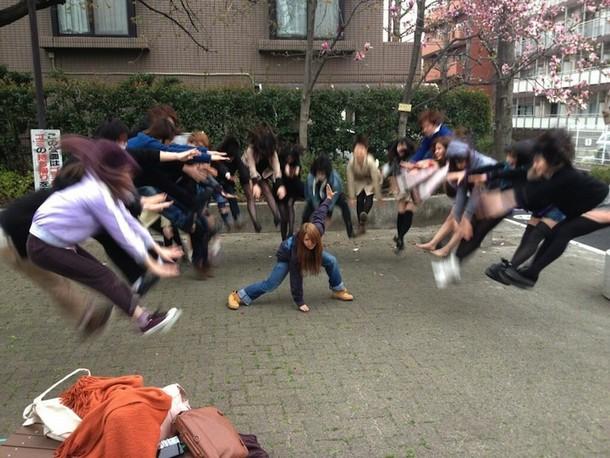New Craze in Japan