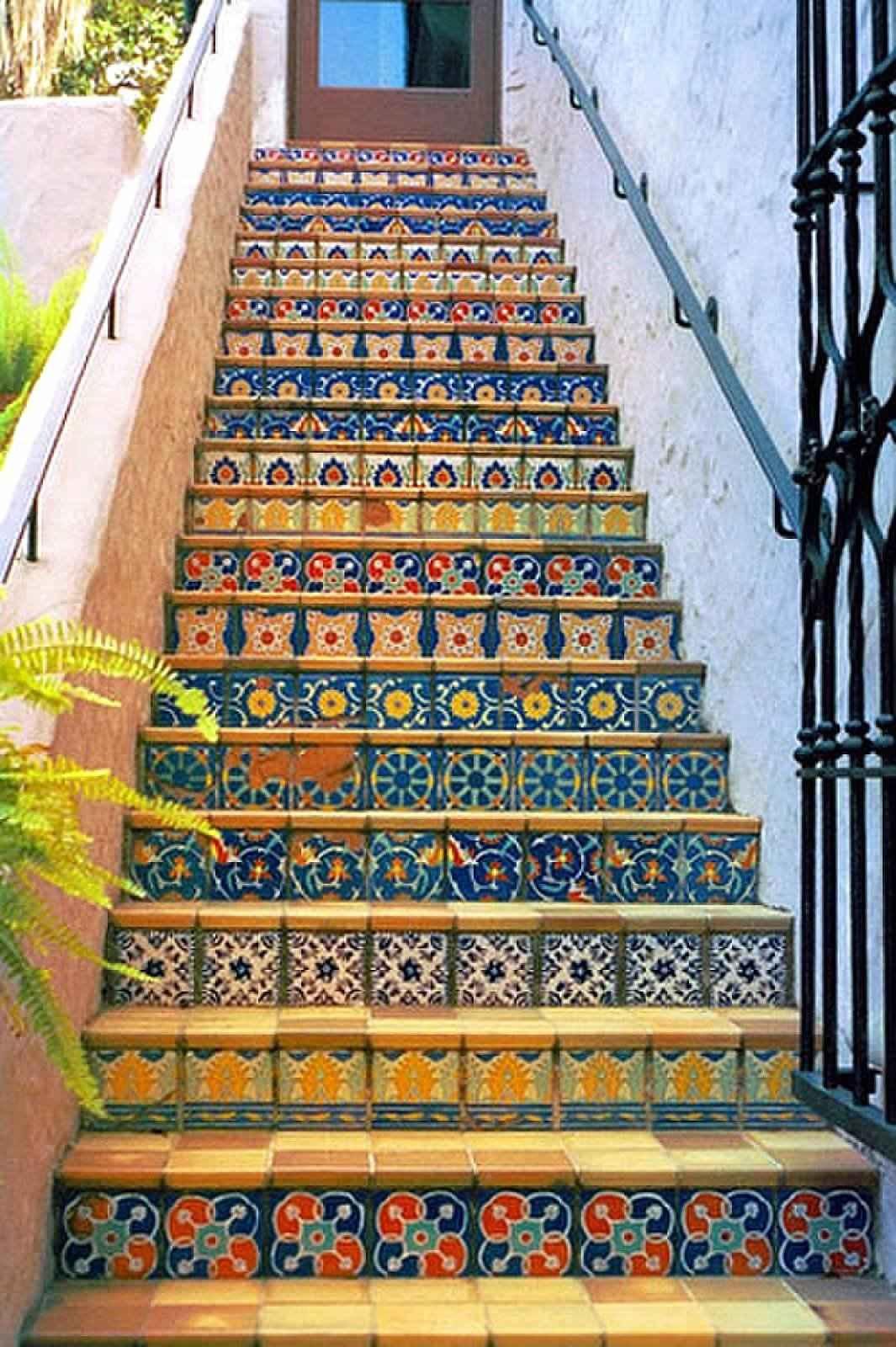 Как облагородить бетонную лестницу: варианты отделки.