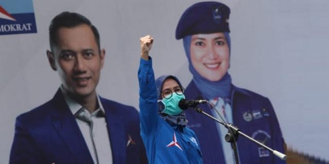 Bubarkan HUT Demokrat Kubu Moeldoko, DPP Demokrat Acungi Jempol dengan Loyalitas Iti Jaya Baya
