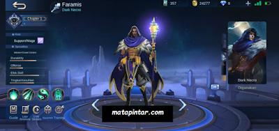 Hero Faramis