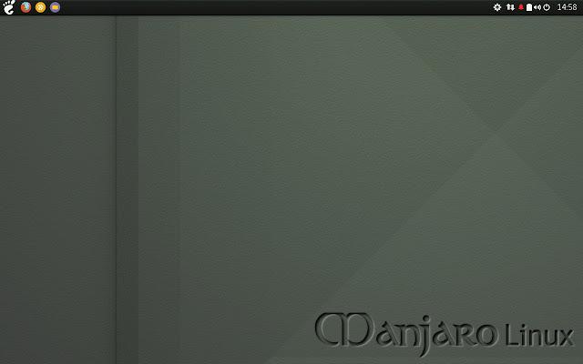 Manjaro Budgie Desktop