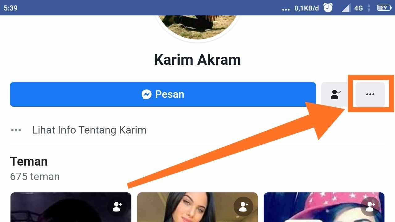 Cara menghapus akun Facebook yang di hack