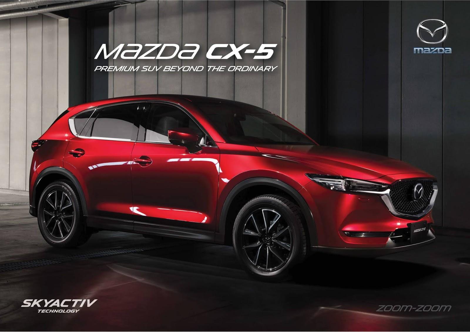 New Mazda CX-5, Promo Mazda CX-5 Bali & Harga Mazda CX-5 Bali