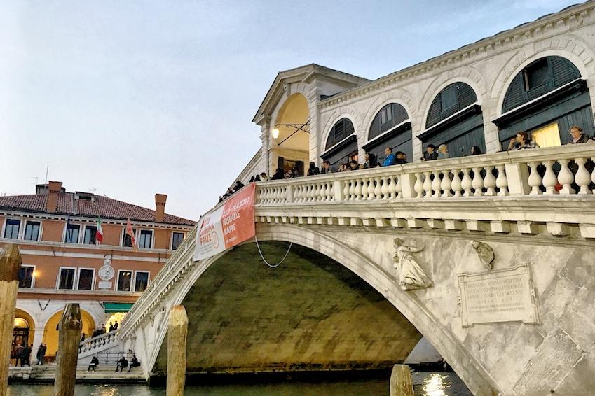 Venedig_Rialtobrücke