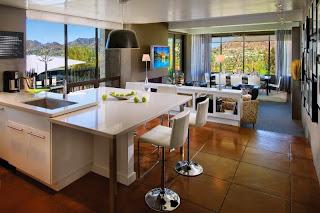 separar sala de cocina