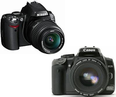 DSLR Kamera Canggih Yang Paling Diminati