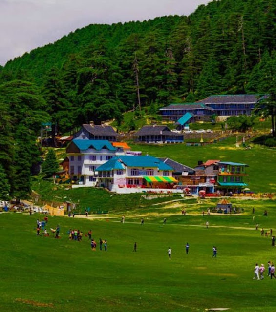 Dalhousie Attraction - Banikhet Dalhousie