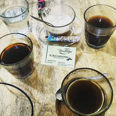 Belajar mengenal kopi di Kanal Kopi 43