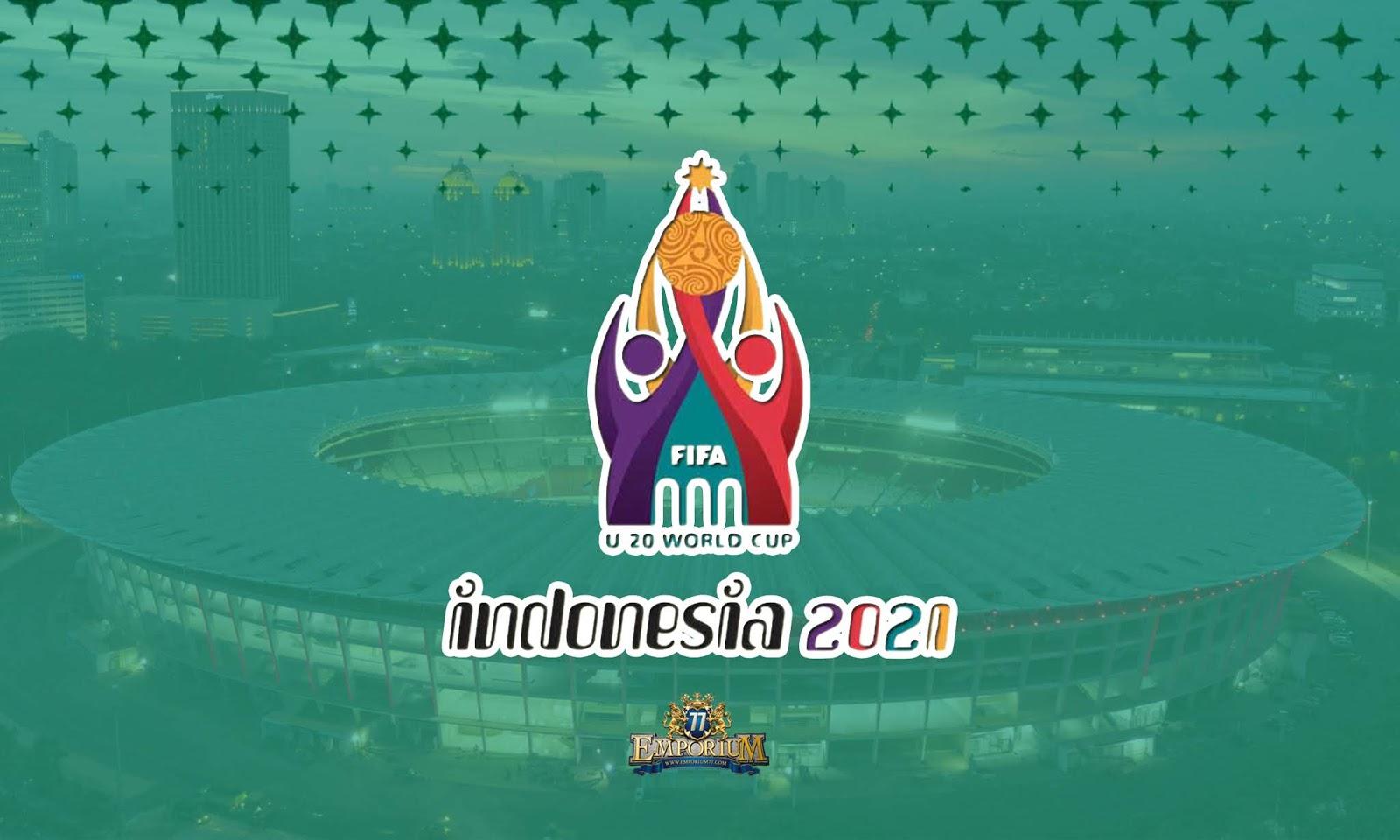 TabloidEmpo Cerita Di Balik Logo Piala Dunia U 20 2021