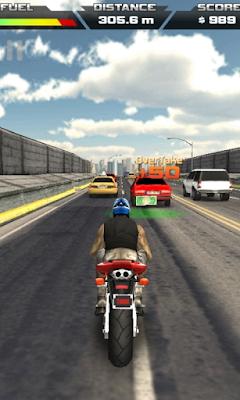 تحميل لعبة سباق MOTO LOKO HD سباق الدرجات الناريه دأخل المدينة للأندرويد