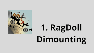ragdoll dimounting