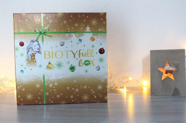 La biotyfull box de Noël : La merveilleuse