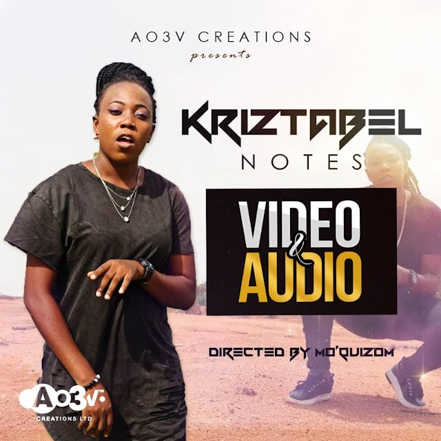 Kriztabel - Notes [Official Video + Audio] #NotesByKriztabel | @Kriztabelofcl