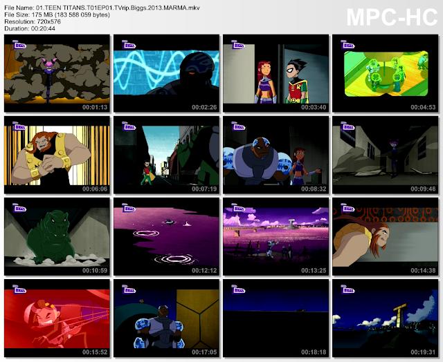Tpaportugal  Animao E Anime Em Pt-Pt Teen Titans Pt-Pt-6020
