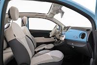 Fiat 500C Spiaggina '58 (2018) Interior