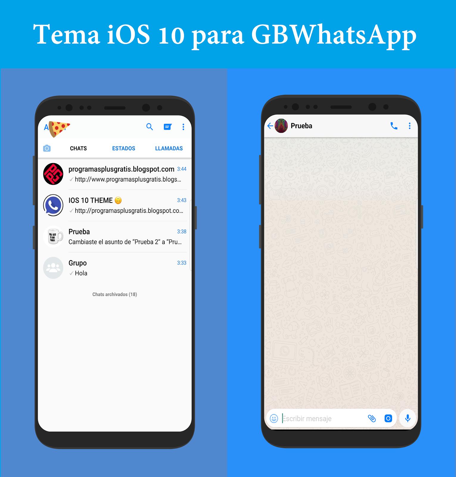 gbwhatsapp gratuit pour iphone