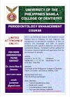 PERIODONTOLOGY ENHANCEMENT COURSE