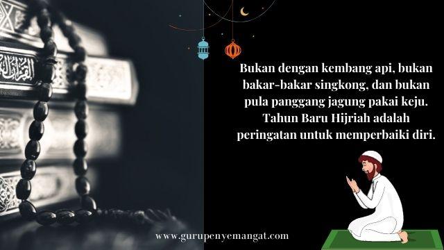 Kata-Kata Bijak Ucapan Selamat Tahun Baru Islam 1443 H