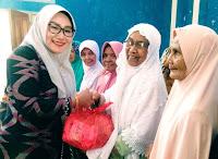 Bhakti Sosial Jajaran GOW Diwarnai Aksi Pembagian 70 Paket Sembako untuk Lansia