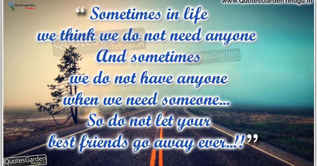 Heart touching Life quotes about Friendship   QUOTES ...