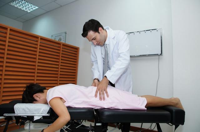 vật lý trị liệu đau lưng
