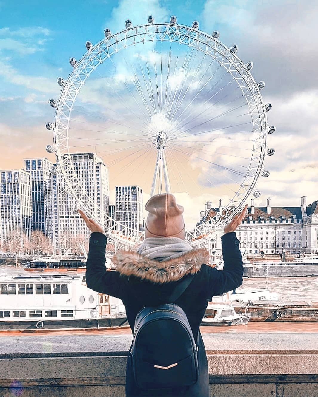 The London Eye Spot Atraksi Wisata Terbaik London