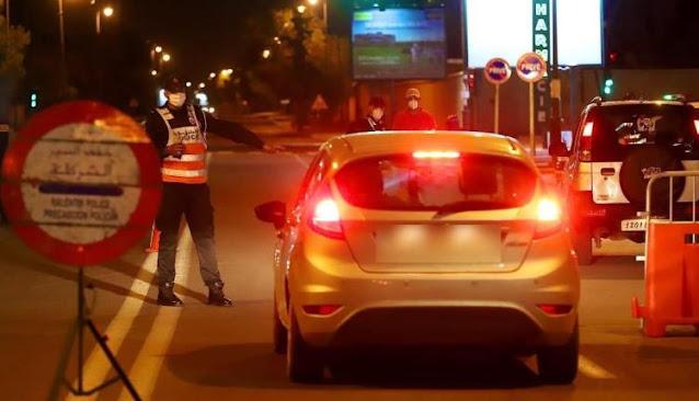 كوفيد 19 : الحكومة تقرر اتخاذ عدة تدابير على مستوى الدار البيضاء الكبرى وإقليمي برشيد وبن سليمان ابتداء من الأحد المقبل على الساعة التاسعة ليلا